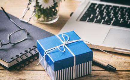 Cadeaux pour collaborateurs